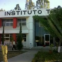 Photo taken at Instituto Tecnológico de Oaxaca by Karem M. on 1/7/2013