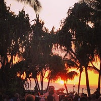 Photo taken at Old Lahaina Luau by Aaron R. on 3/20/2013