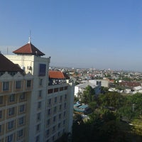Photo taken at ibis Hotel Solo by Rizal S. on 7/28/2013