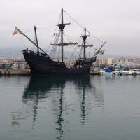 Photo taken at Puerto Deportivo Noray by Julio B. on 10/7/2012