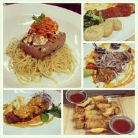 Photo taken at Trattoria Sole by Fer A. on 9/16/2013