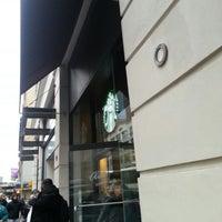 Photo taken at Starbucks by Susie on 4/18/2013