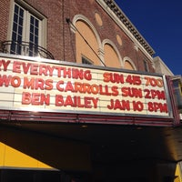 Photo taken at The Colonial Theatre by The Movie Lord on 1/11/2015
