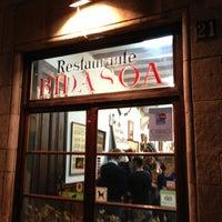 Photo taken at Bidasoa by Pau L. on 12/15/2012