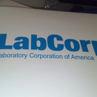 Photo taken at Labcorp by Whitney W. on 1/7/2014