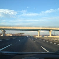 Photo taken at A4 Torino - Trieste by Fabio A. on 3/18/2013