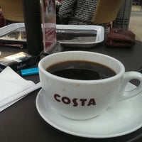 Photo taken at Costa Coffee by Ahmet K. on 12/29/2013