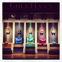 Photo taken at Cole Haan by Jorge G. on 3/16/2013