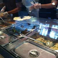 Photo taken at Chipotle Mexican Grill by Bradley N. on 12/9/2012