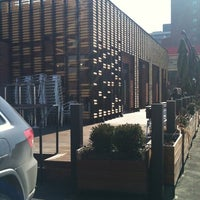 Photo taken at Breadbox Cafe by JetzNY on 3/2/2011