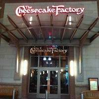 Photo taken at The Cheesecake Factory by Ann-Louise P. on 4/19/2013