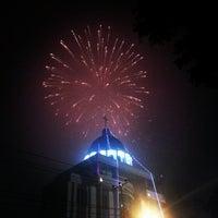 Photo taken at Hotel Central Manado by Fernando D. on 12/31/2012