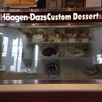 Photo taken at Haagen Dazs by Jesse O. on 6/12/2014
