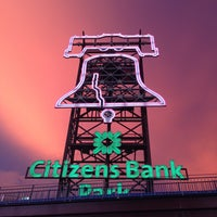 Photo taken at Citizens Bank Park by Marissa on 7/14/2013