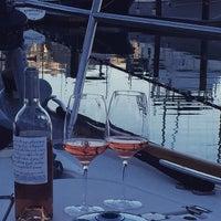 Photo taken at San Francisco Yacht Club by Mindy J. on 1/24/2015