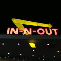Photo taken at In-N-Out Burger by Nem P. on 10/9/2012