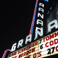 Photo taken at Granada Theater by Brandy Michele A. on 3/31/2013