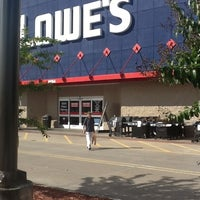 Photo taken at Lowe's Home Improvement by Doug F. on 9/15/2012