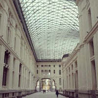 Photo taken at Palace of Communication by Ana G. on 11/25/2012