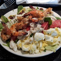 Photo taken at Pappas Seafood House by Glenn P. on 6/3/2013