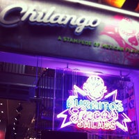 Photo taken at Chilango by Li J. on 11/14/2012