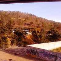 Photo taken at Cerro de Amalucan by george a. on 5/16/2013
