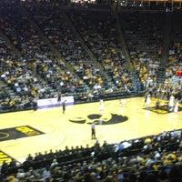 Photo taken at Carver-Hawkeye Arena by Jason B. on 2/28/2013