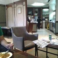 Photo taken at MIASCOR Business Lounge by Saleh A. on 10/29/2012