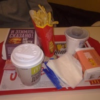 Photo taken at McDonald's by Svetlаnka)) on 12/21/2012