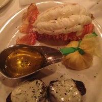 Photo taken at Bob's Steak & Chop House by Urvi B. on 7/27/2013