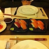 Photo taken at Restaurante Japonés Fuji by Luis Cesar H. on 10/26/2013