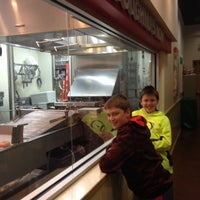 Photo taken at Krispy Kreme Doughnuts by Lisa S. on 11/16/2014