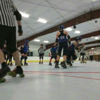 Photo taken at Chester County Sports Arena by Andrew K. on 3/13/2016
