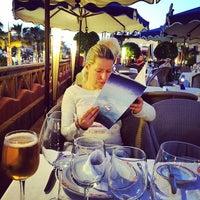 Photo taken at Restaurante El Faro by Yuriy K. on 3/19/2014