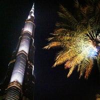 Photo taken at Burj Khalifa by Anna T. on 6/13/2013