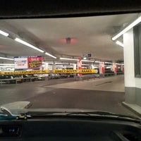 Photo taken at Parkeergarage Raaks by Naomi P. on 3/12/2013