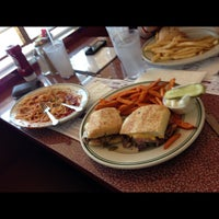 Photo taken at Mirage Diner by Ian L. on 10/27/2012