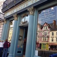 Photo taken at The Grand Café by Nadya on 9/19/2014