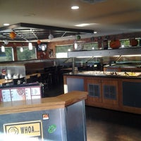Photo taken at Pizza Hut by LaMont'e B. on 10/17/2012