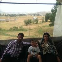 Photo taken at dağdibi alabalık tesisi by Serdar B. on 8/26/2014