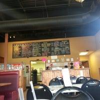 Photo taken at HideOut Burgers by MATT W. on 12/2/2012