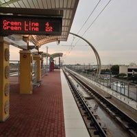 Photo taken at Royal Lane Station (DART Rail) by Greg A. on 8/16/2013