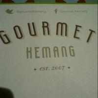 Photo taken at Gourmet Kemang by Adevy K. on 7/30/2013