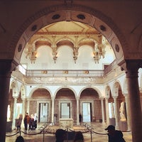 Photo taken at The Bardo National Museum by Jason T. on 12/16/2013