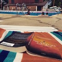 Photo taken at East Potomac Park Pool by Jason T. on 5/25/2015