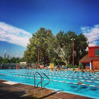 Photo taken at East Potomac Park Pool by Jason T. on 9/10/2016