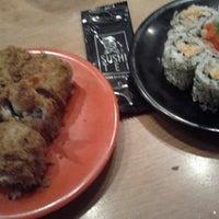 Photo taken at Sushi Tei by Syida on 11/3/2012