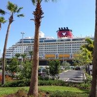 Photo taken at Disney Dream by Mathew D. on 5/9/2013