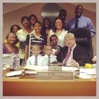Photo taken at Edmund D. Edelman Children's Court by Brad W. on 4/20/2013