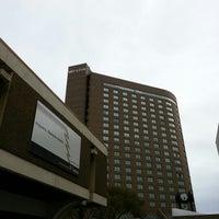Photo taken at The Westin Edmonton by Jm H. on 10/14/2012